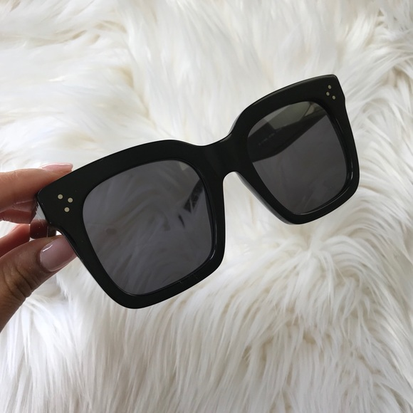 feb34b9e66c1 Celine Accessories | Authentic Tilda 41076s Sunglasses Acetate ...